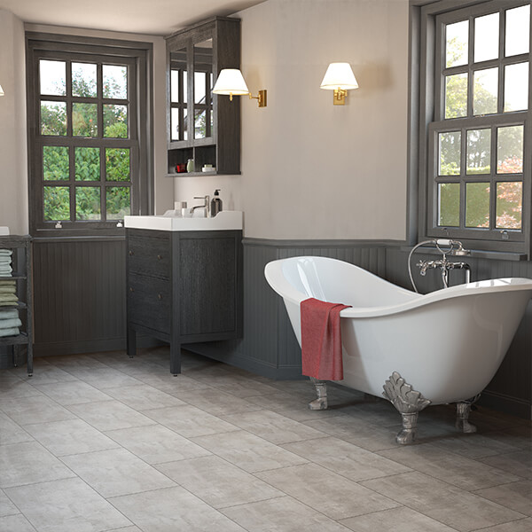 Bathroom Vinyl Click Flooring