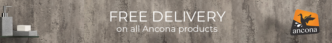 Ancona Free Deliver Banner